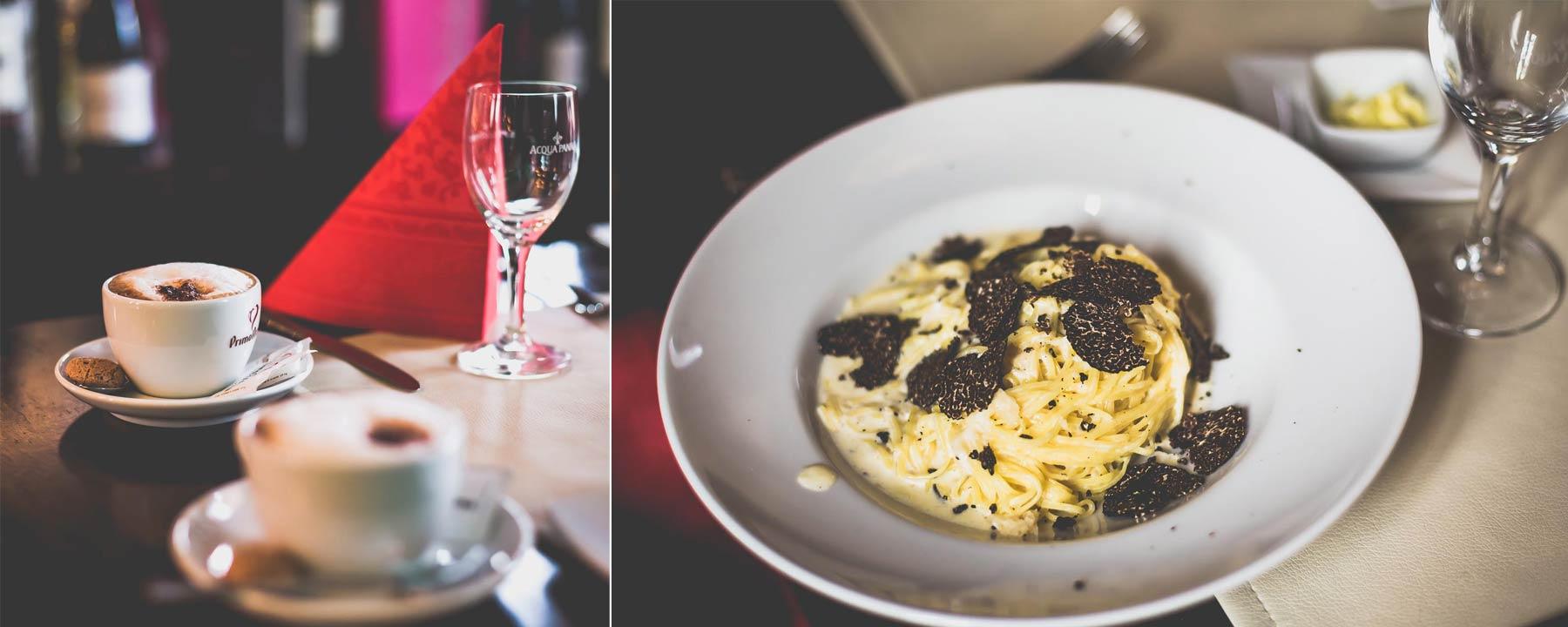 Speisen & Getränke auf einen Blick – Das italienische Restaurant in ...